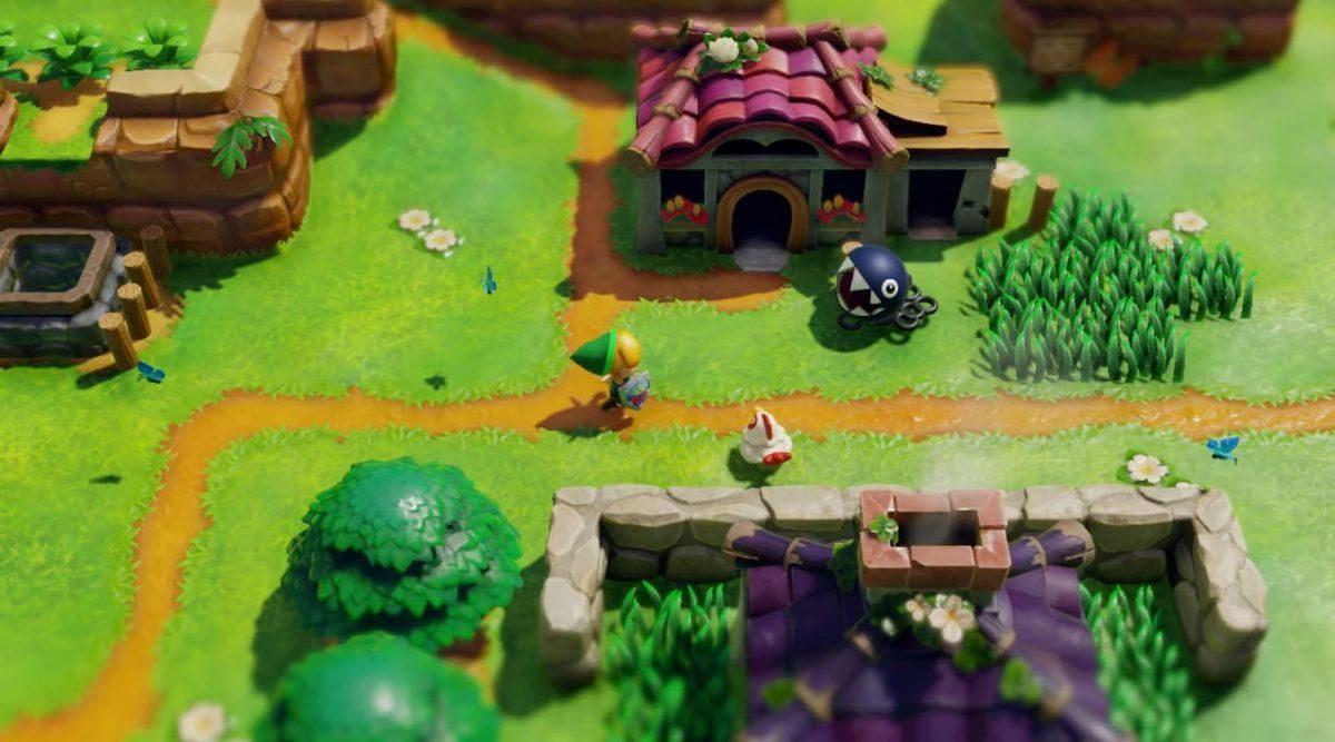 Foto 7 do jogo The Legend of Zelda: Link's Awakening