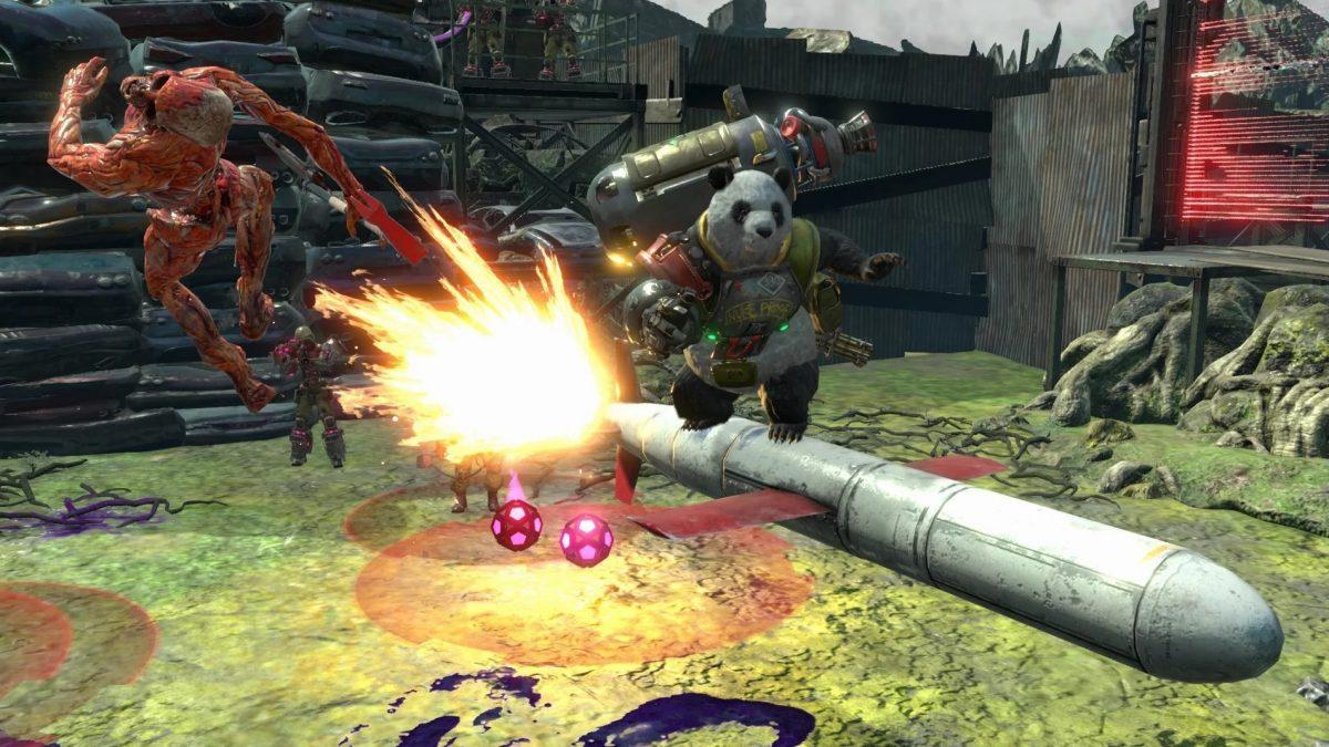 Foto 5 do jogo Contra: Rogue Corps