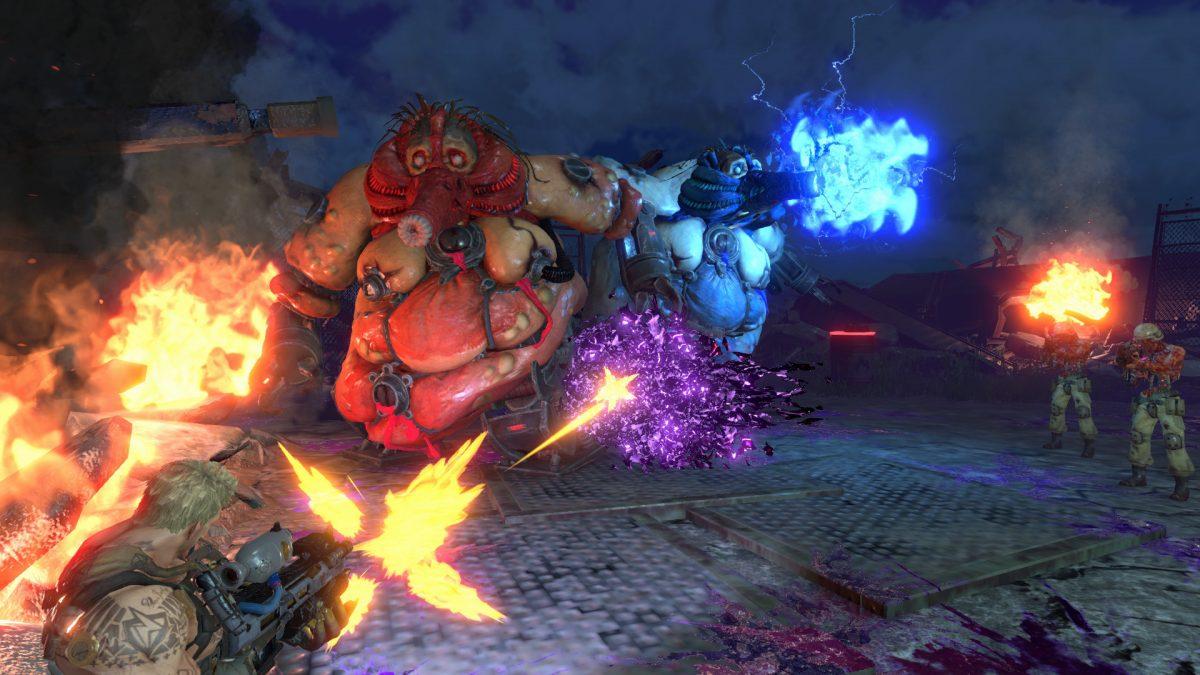 Foto 3 do jogo Contra: Rogue Corps