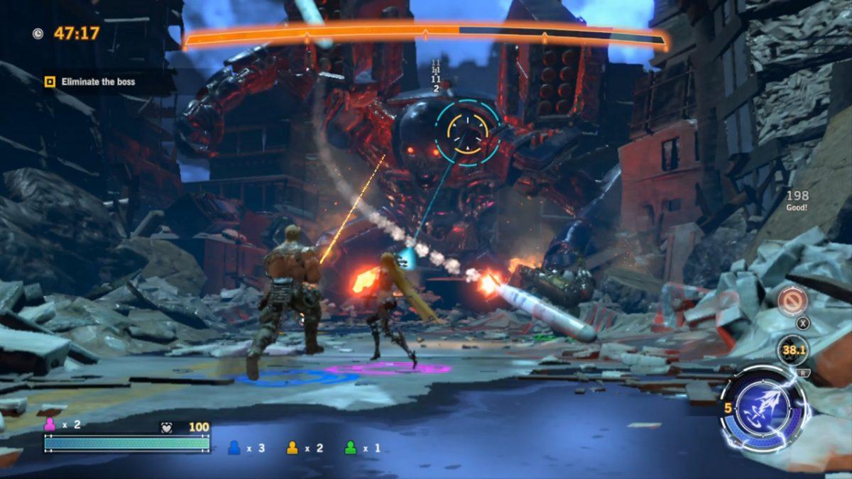 Foto 2 do jogo Contra: Rogue Corps