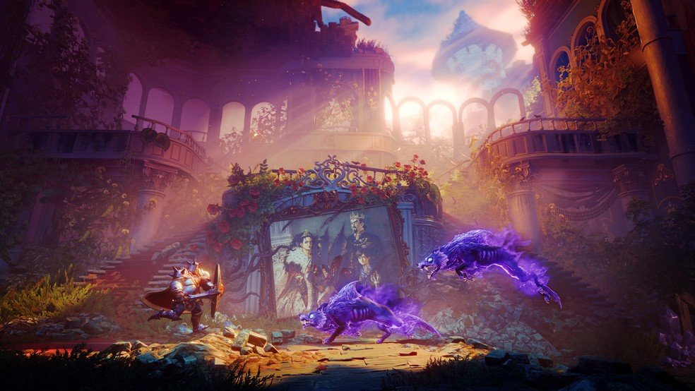 Foto 3 do jogo Trine 4: The Nightmare Prince