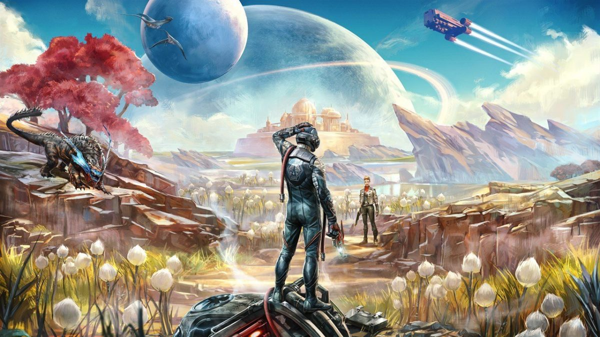Foto 1 do jogo The Outer Worlds