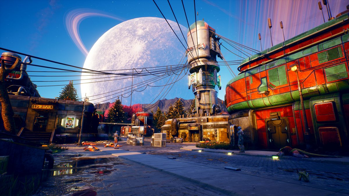 Foto 5 do jogo The Outer Worlds