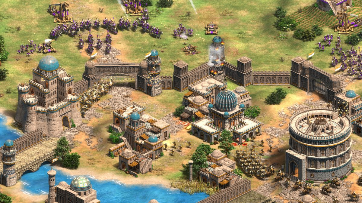 Foto 1 do jogo Age of Empires II: Definitive Edition