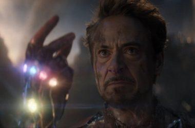 Robert Downey Jr. revela que originalmente a sua fala final em Vingadores: Ultimato era um pouco diferente