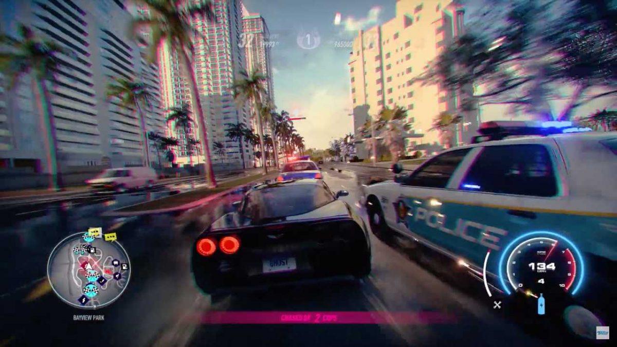Foto 5 do jogo Need for Speed Heat