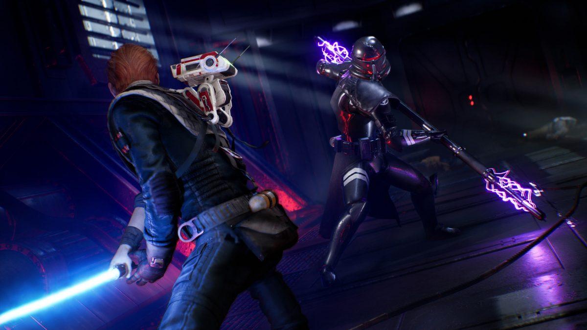 Foto 12 do jogo Star Wars: Jedi Fallen Order