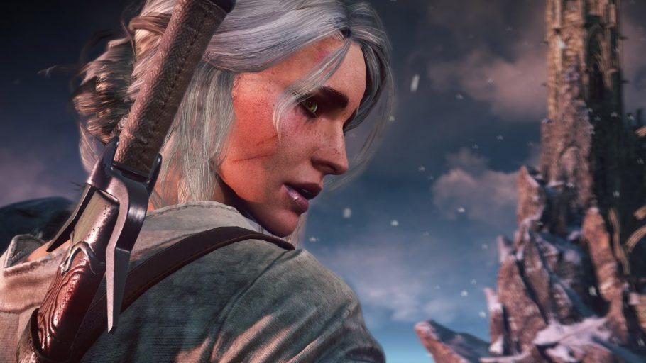 The Witcher 3 melhor final