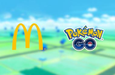Pokémon GO mcdonalds parceria niantic