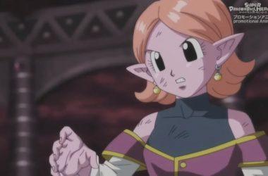 Super Dragon Ball Heroes apresenta a Kaioshin do Tempo