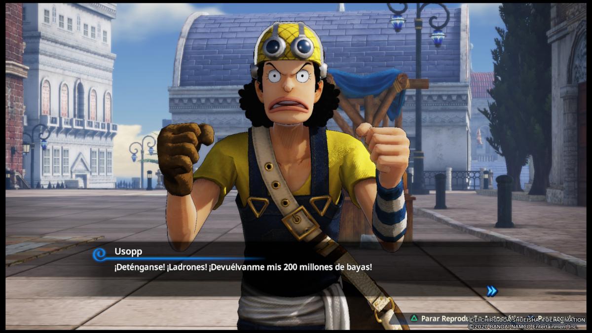 Foto 3 do jogo One Piece: Pirate Warriors 4