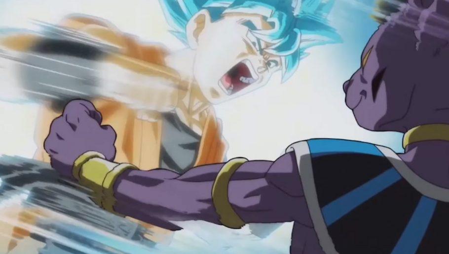 Nova sinopse confirma revanche entre Goku e Beerus em Super Dragon Ball Heroes