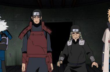 Afinal, os quatro Hokages ressuscitados pelo Edo Tensei conseguiriam derrotar Taka junto como Orochimaru?