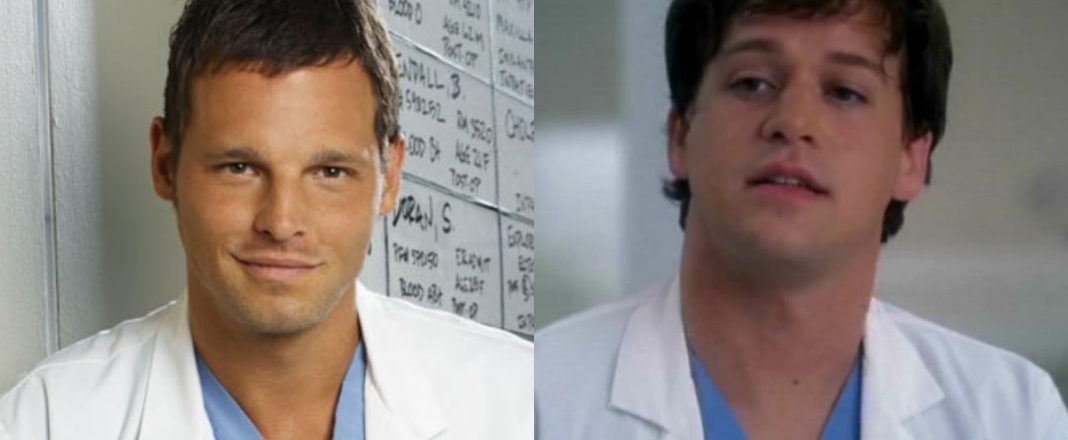 Grey's Anatomy Quiz George O'Malley Alex Karev