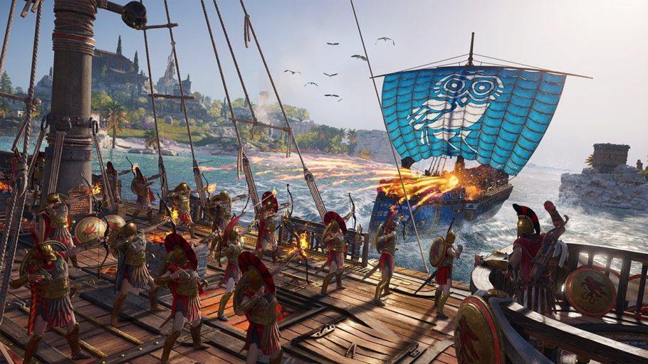 Assassin's Creed subir nível