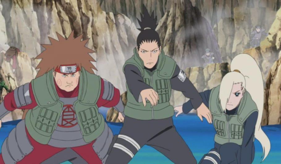 Fã de Naruto transforma os três jurados do Masterchef no trio Ino–Shika–Cho