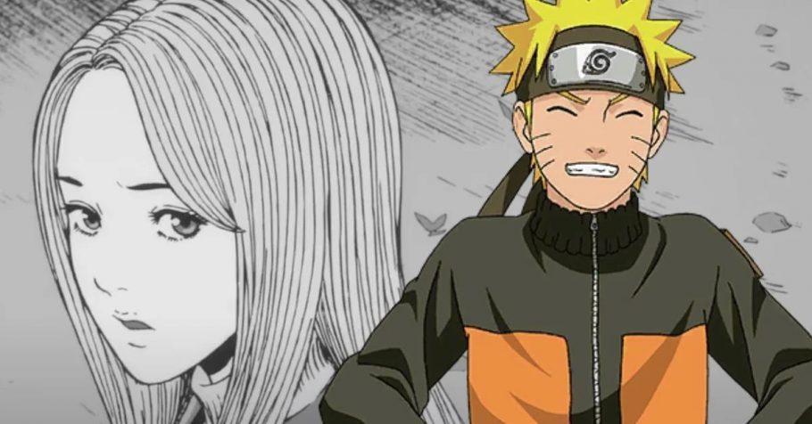 Junji Ito Uzumaki Naruto