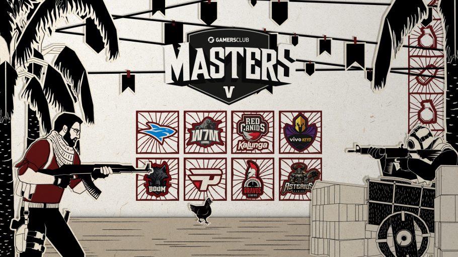 CS:GO Gamers Club Masters