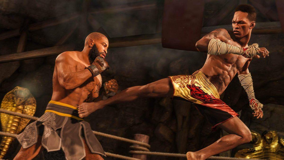 Foto 5 do jogo EA Sports UFC 4