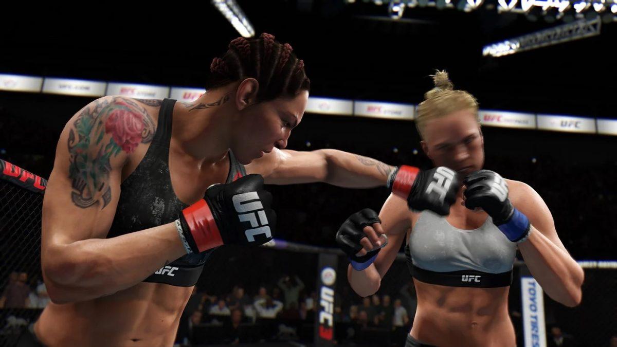 Foto 3 do jogo EA Sports UFC 4