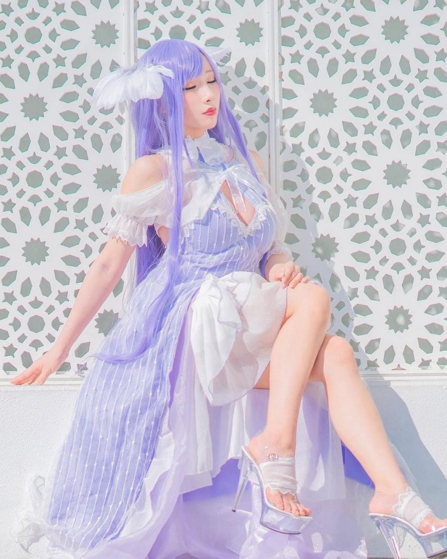 Fã de Sword Art Online fez um cosplay incrível de Quinella