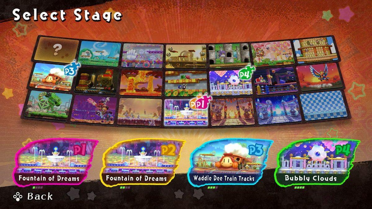 Foto 3 do jogo Kirby Fighters 2
