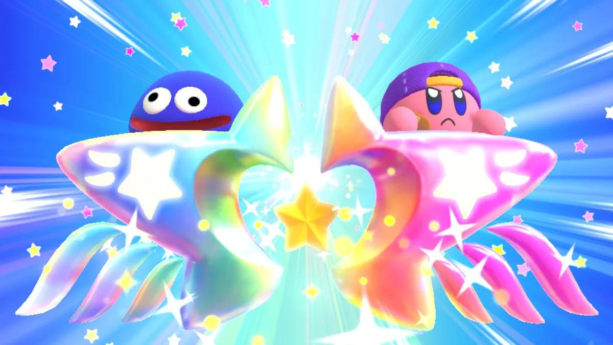 Foto 2 do jogo Kirby Fighters 2
