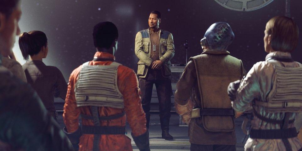 Foto 6 do jogo Star Wars: Squadrons