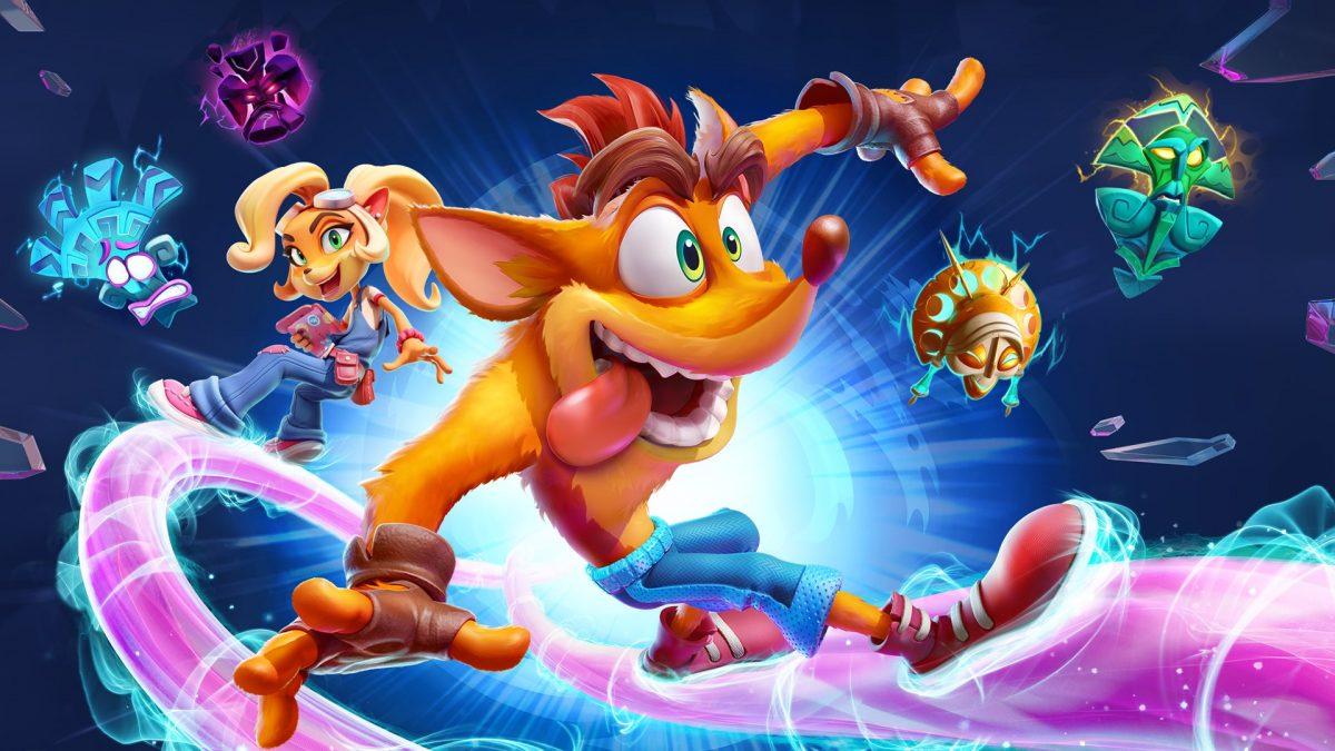 Foto 6 do jogo Crash Bandicoot 4: It's About Time