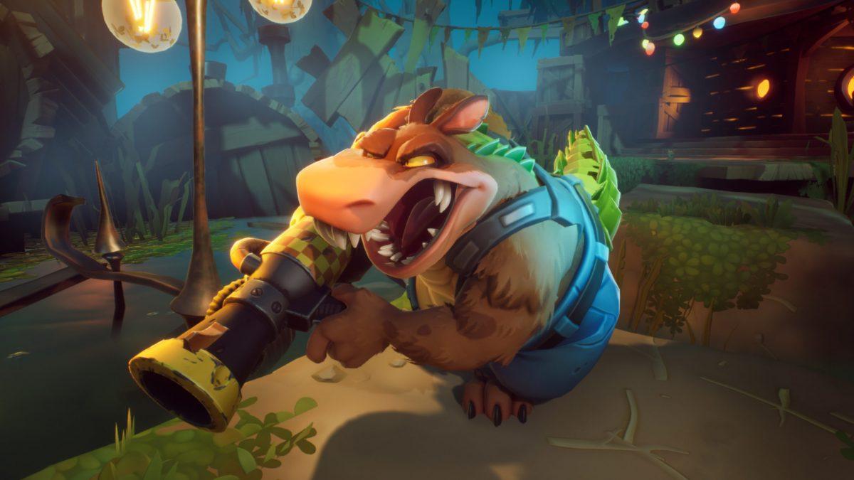 Foto 2 do jogo Crash Bandicoot 4: It's About Time