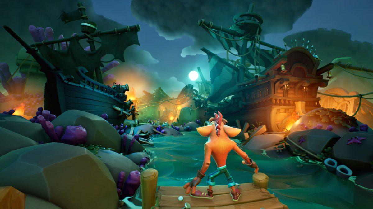 Foto 1 do jogo Crash Bandicoot 4: It's About Time