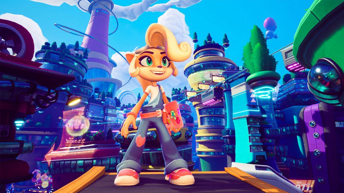 Foto 5 do jogo Crash Bandicoot 4: It's About Time