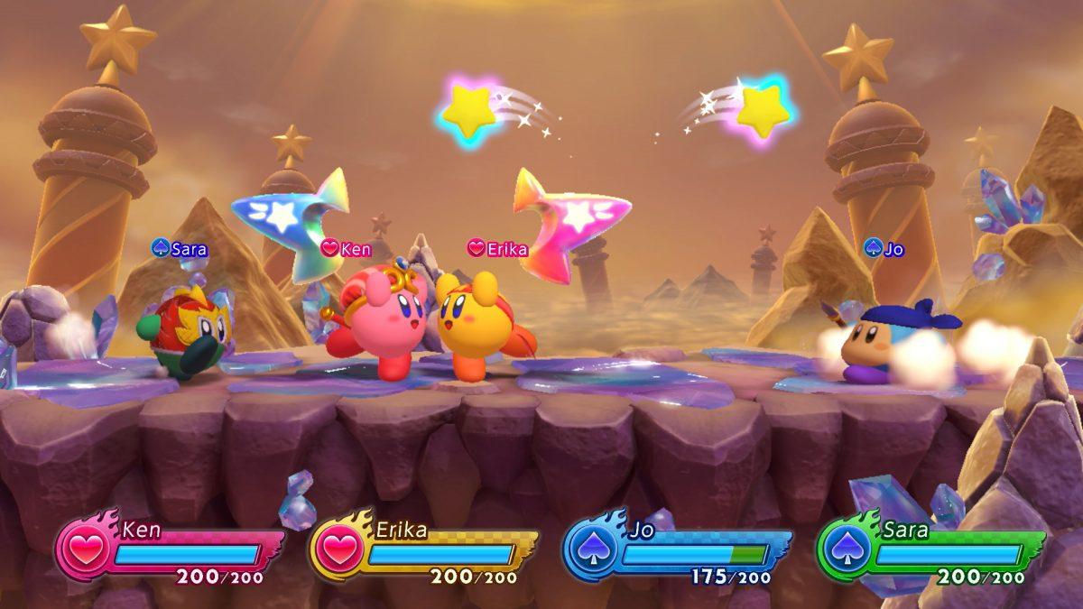 Foto 5 do jogo Kirby Fighters 2