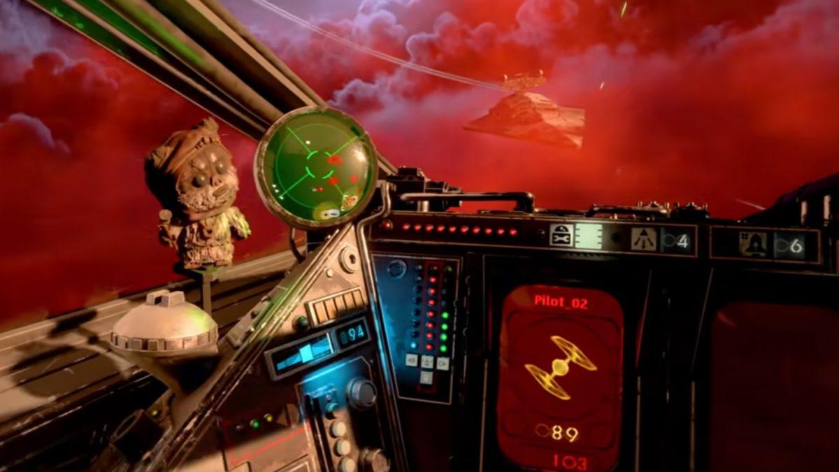 Foto 5 do jogo Star Wars: Squadrons