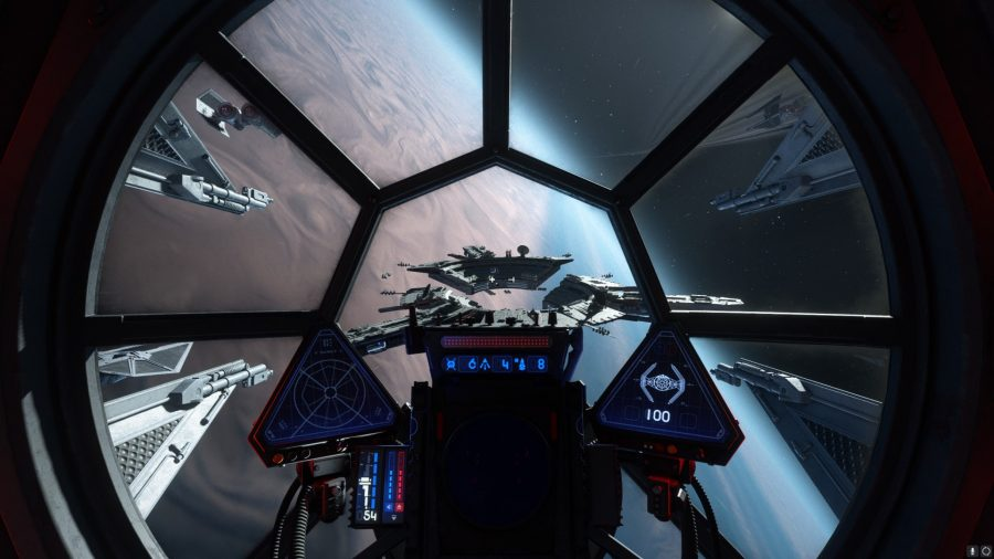 Foto 4 do jogo Star Wars: Squadrons