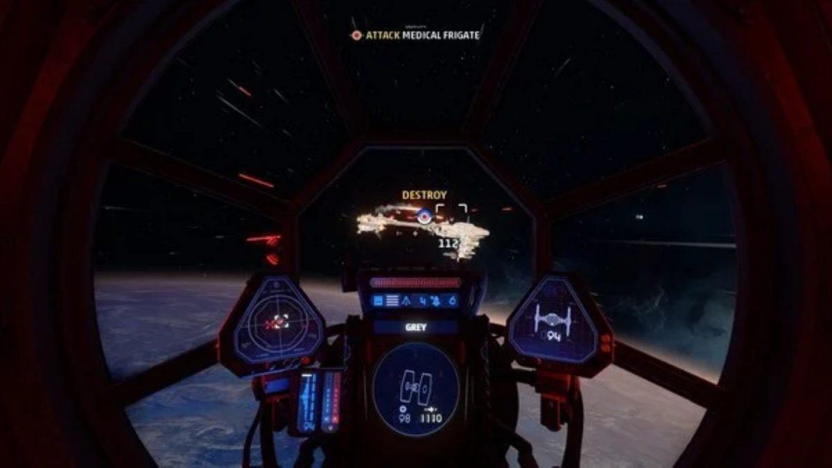 Foto 3 do jogo Star Wars: Squadrons