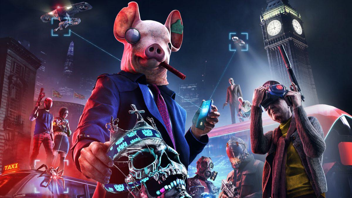 Foto 1 do jogo Watch Dogs: Legion