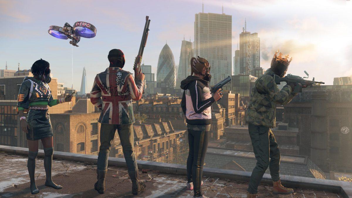 Foto 3 do jogo Watch Dogs: Legion