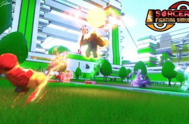 Roblox - Códigos do Sorcerer Fighting Simulator (Novembro 2020)