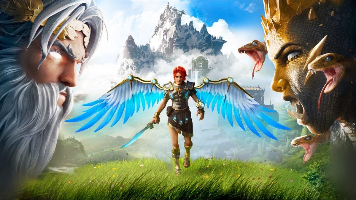 Foto 1 do jogo Immortals Fenyx Rising