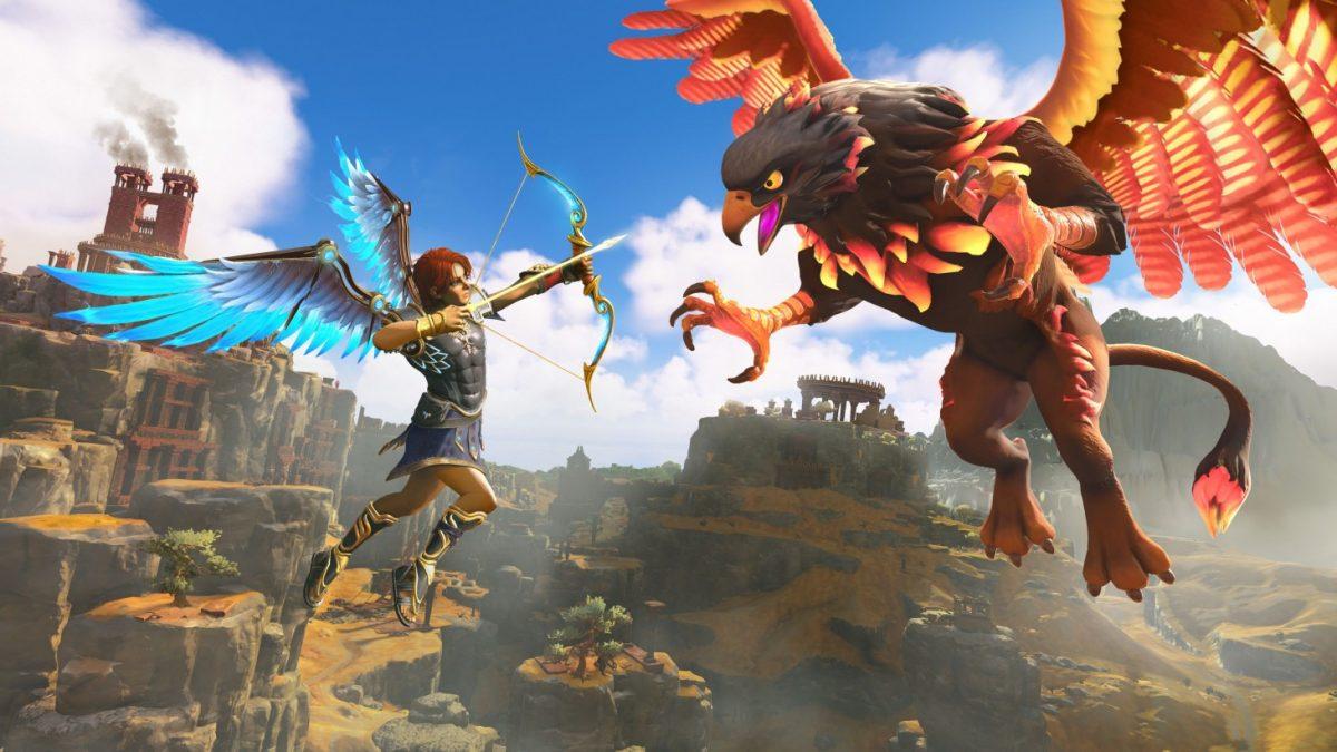 Foto 5 do jogo Immortals Fenyx Rising