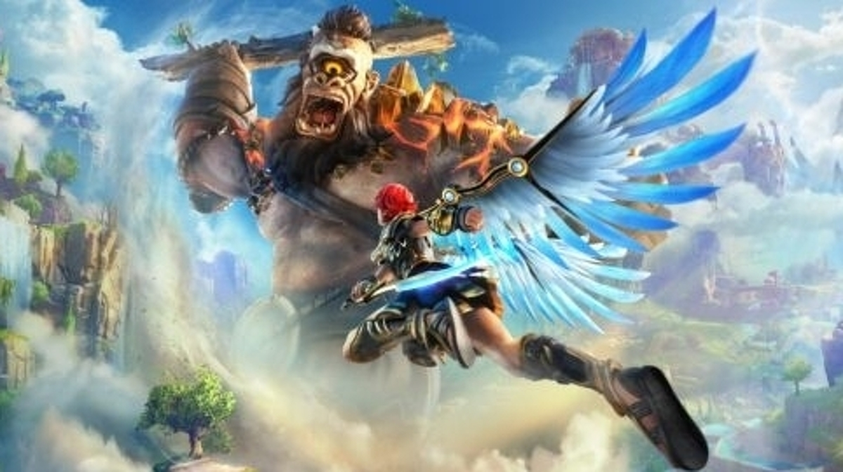 Foto 4 do jogo Immortals Fenyx Rising