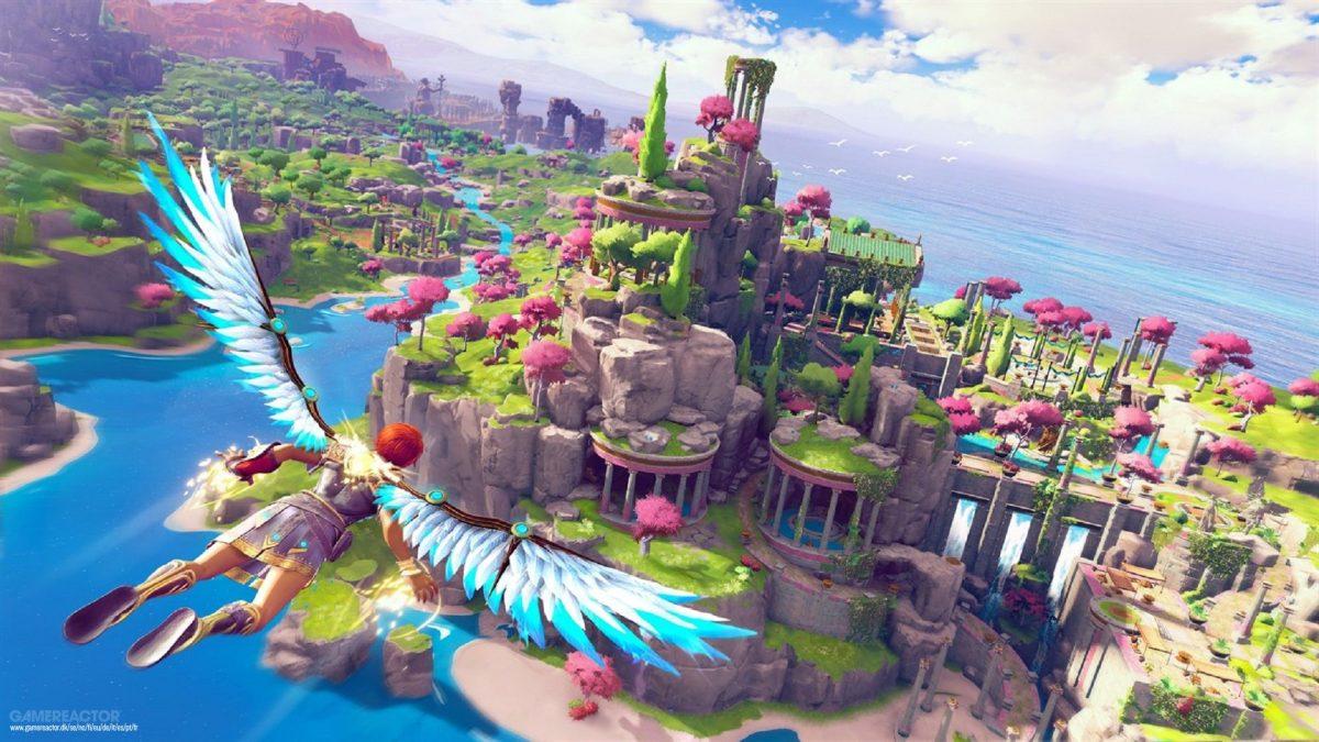 Foto 2 do jogo Immortals Fenyx Rising