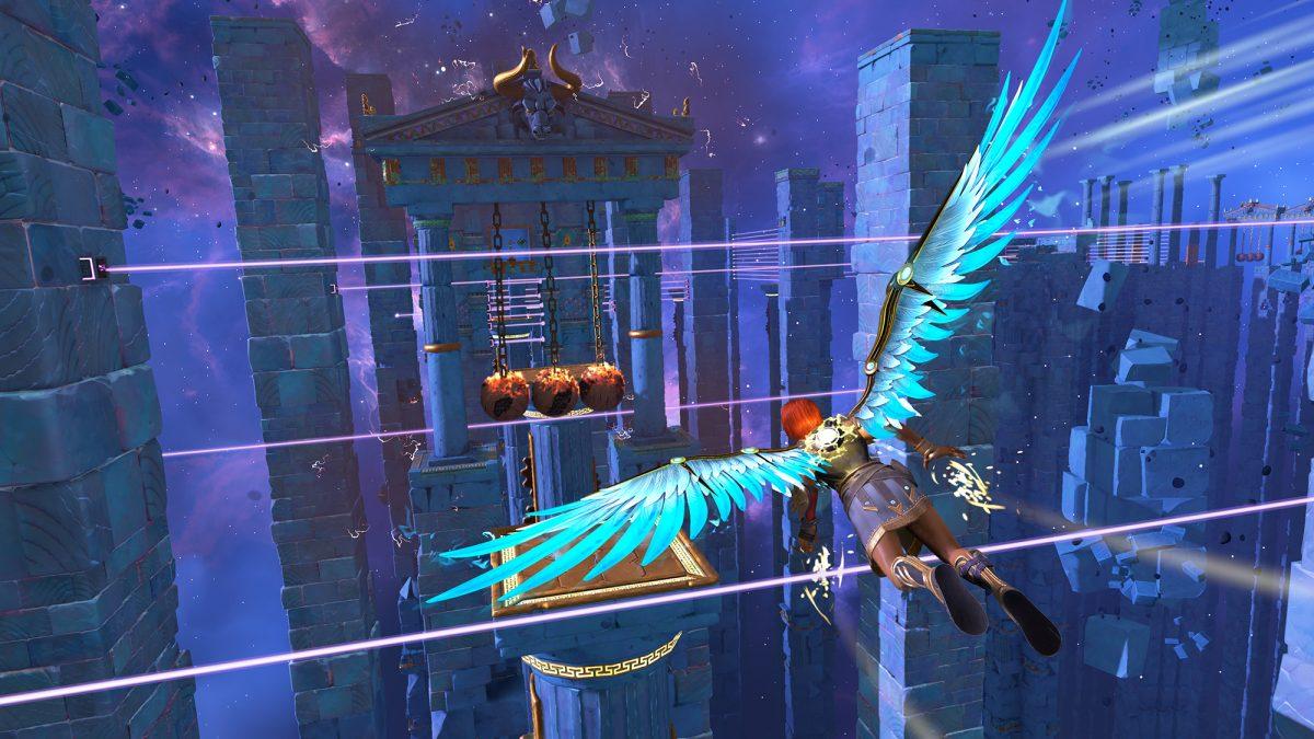 Foto 3 do jogo Immortals Fenyx Rising