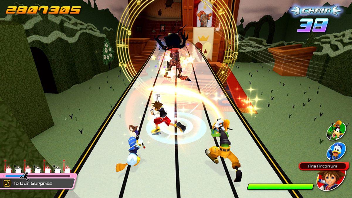 Foto 2 do jogo Kingdom Hearts: Melody of Memory