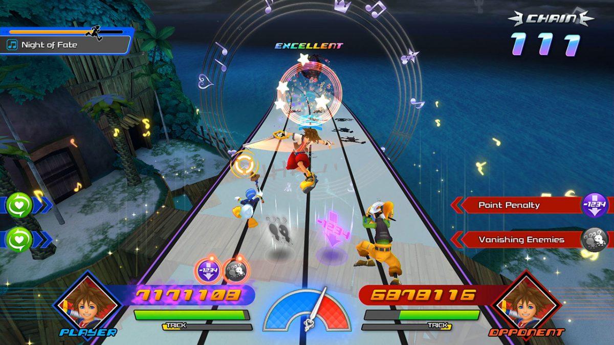 Foto 3 do jogo Kingdom Hearts: Melody of Memory