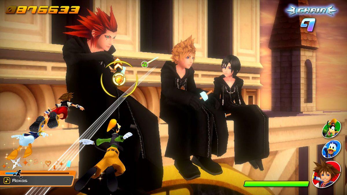 Foto 4 do jogo Kingdom Hearts: Melody of Memory