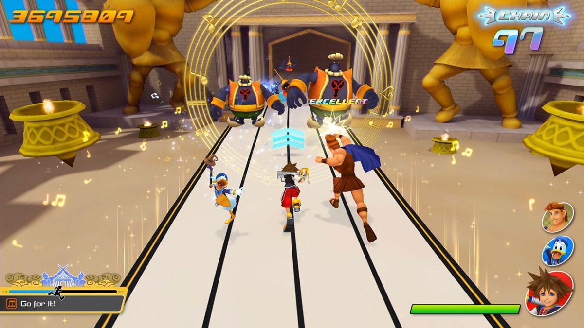 Foto 6 do jogo Kingdom Hearts: Melody of Memory