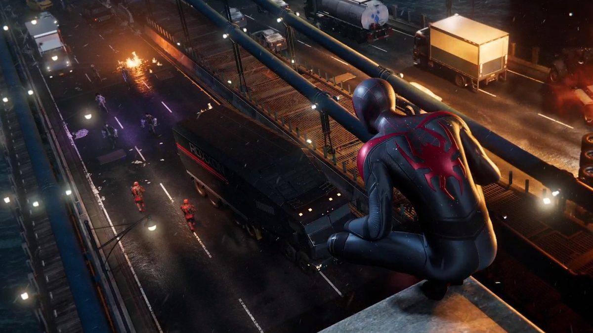 Foto 3 do jogo Spider-Man: Miles Morales
