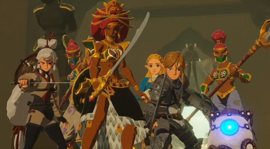 Foto 4 do jogo Hyrule Warriors: Age of Calamity